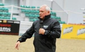 Geoff Billington in Nedz jacket